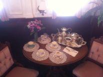 SS Keewatin Tea Room