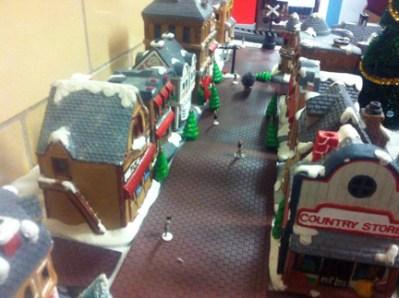 Christmas Town / Train: Main Street