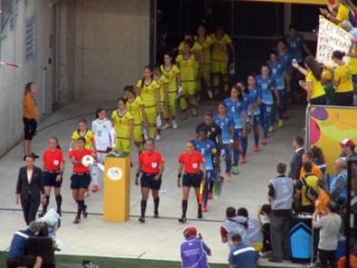 Teams Entering