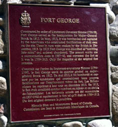 At Fort George