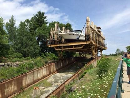 Big Chute Marine Railway