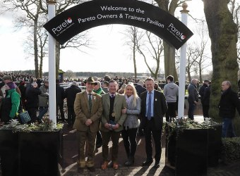 Pareto sponsorship deal with Haydock Park