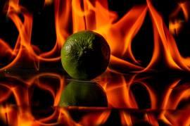 inspirations lemon and fire