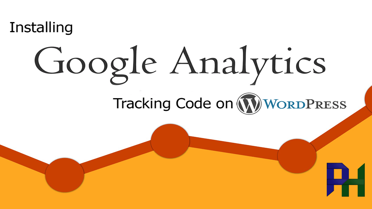 how to use google analytics tracking code