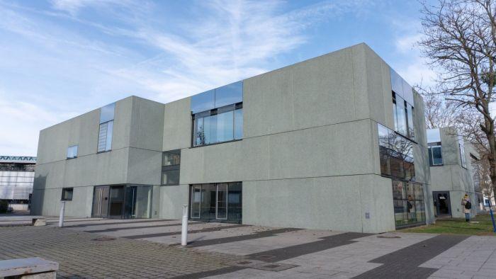 Die Hochschule Dessau