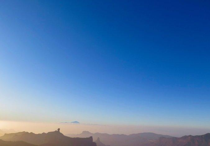 Panorámica del Pico de las Nieves