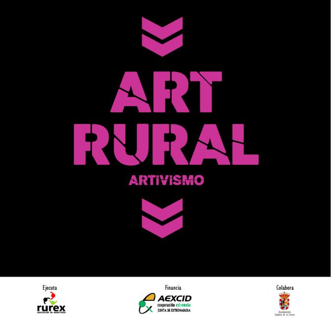 Logotipo del proyecto ART RURAL
