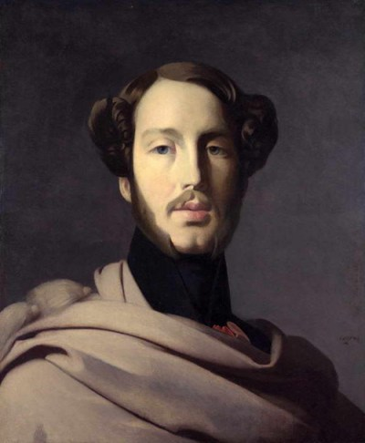 Pintor: Jean Aauguste Dominique Ingres