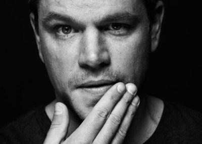 Matt Damon. Foto: Nigel Parry