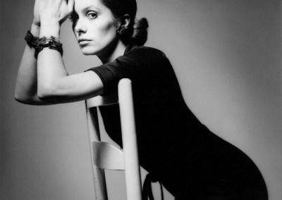 Catherine Deneuve. Foto: Jeanloup Sieff
