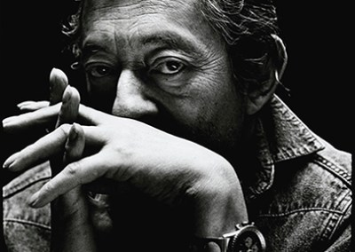 Serge Gainsbourg.  Foto: Nigel Parry