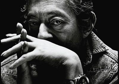 Serge Gainsbourg.  Foto: Nigel Parry