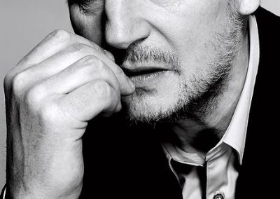 Liam Neeson. Foto: Nigel Parry
