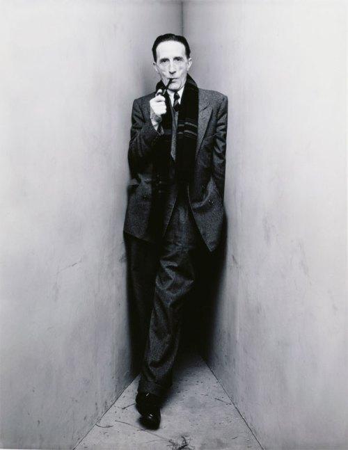 Marcel Duchamp. Foto: Irving Penn