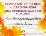 Highly Commended, Cardinia 2014