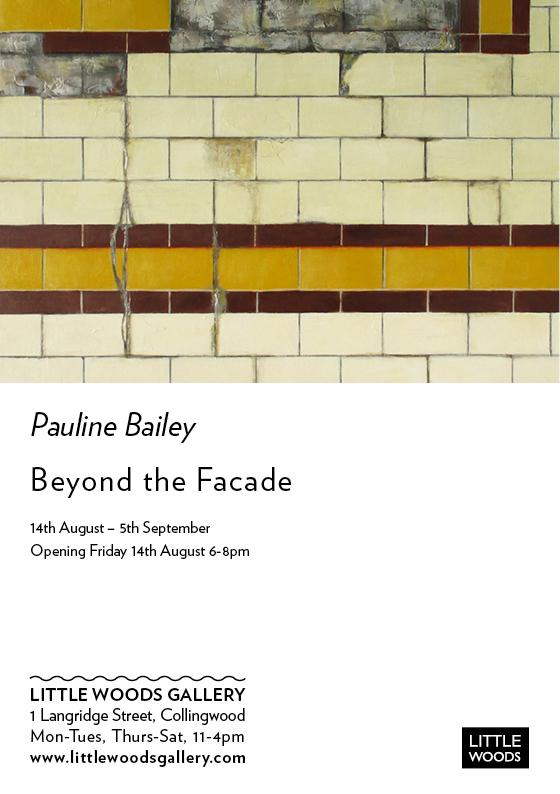 Beyond The Facade A5 Portrait