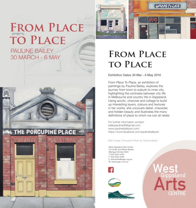 From Place To Place_Pauline Bailey_2016