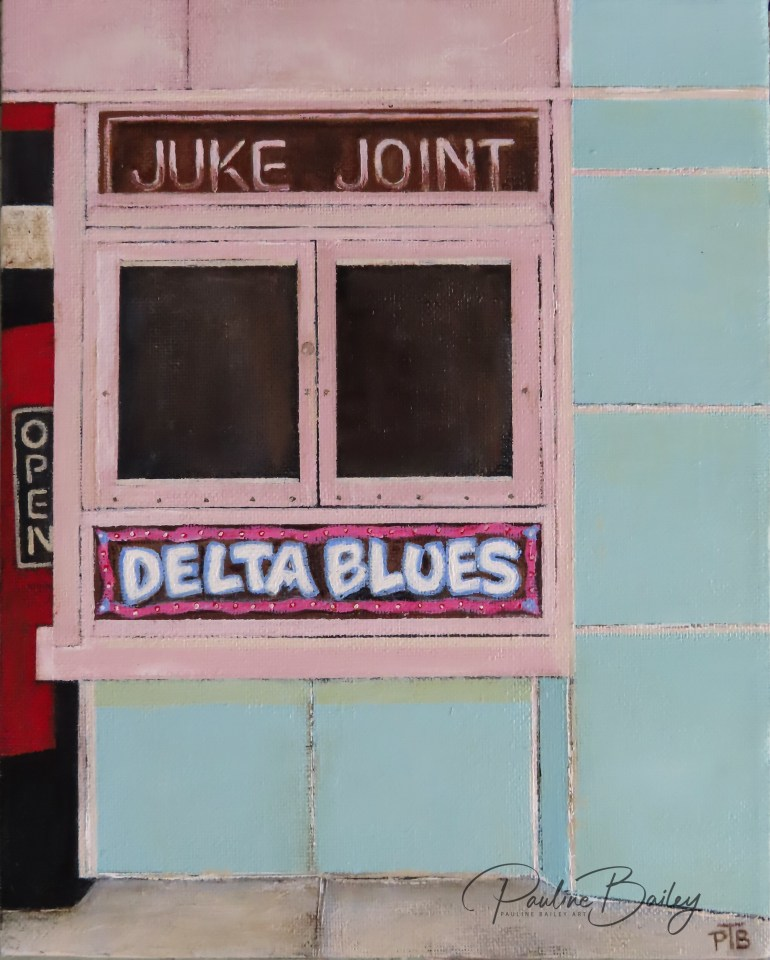 Store link: https://store15455084.ecwid.com/Original-painting-Blues-Hall-Juke-Joint-Beale-Street-p183425311