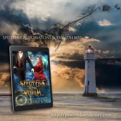 Oct 4-Page-Pauline Baird Jones- Specters in the Storm