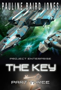 the key: part 3 cover