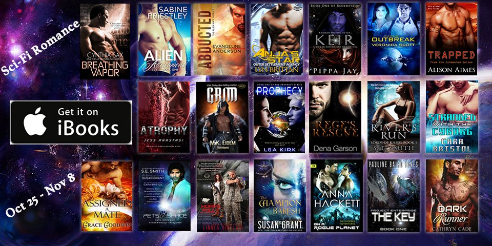 promo with book covers