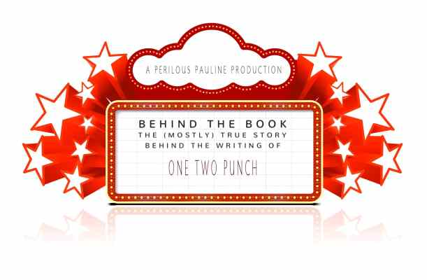 One Two Punch Marquee