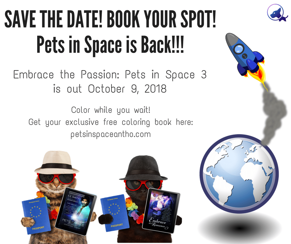 pets in space 3 announcement