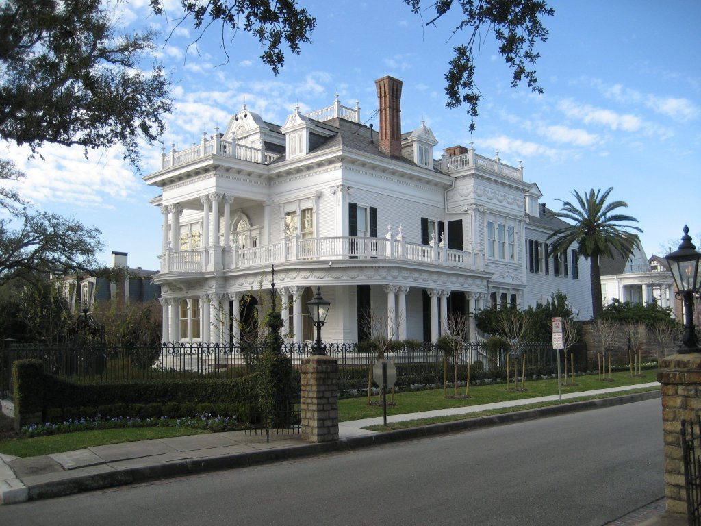 St Charles Mansion