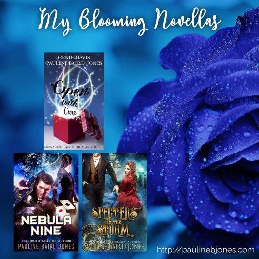 Novellas by Pauline Baird Jones