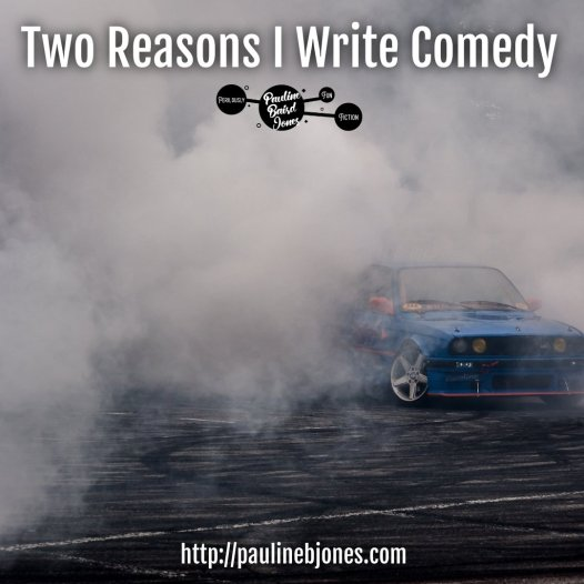 12-Write Comedy Pauline Baird Jones