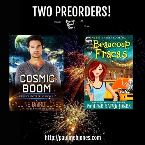 5-Twofer-Cosmic Boom Pauline Baird Jones