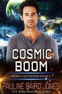 Cosmic Boom Project Enterprise by Pauline Baird Jones