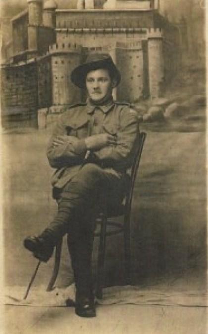Arthur Singleton - Gallipoli Veteran
