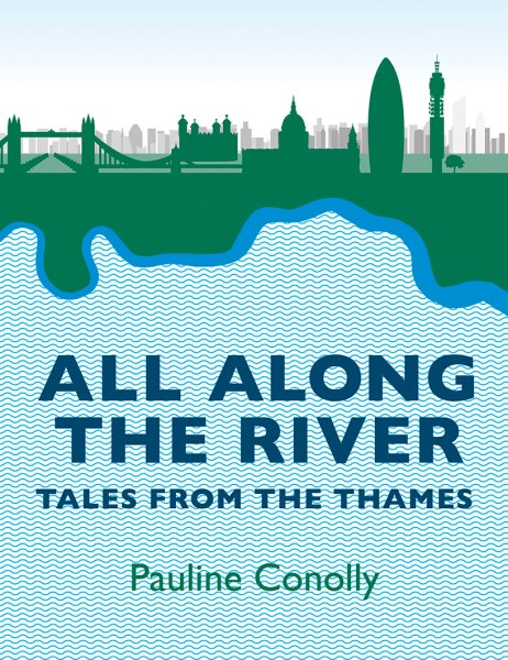 My travel book on the river Thames.