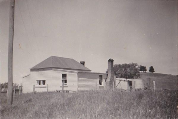 Farm homestead Tasmania
