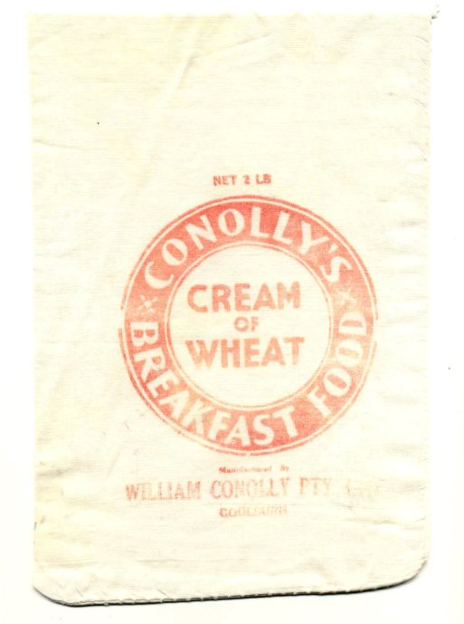 Wheatmeal porridge was cheap during the Great Depression.