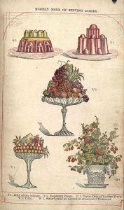 The Victorians loved Mrs Beeton's decorative jeelies.