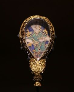 The priceless Alfred Jewel