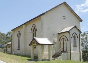 St Ann's Church, Paterson (Photographer Brian Walsh)