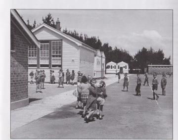 The 'Big School' playground around the time of my kindergarten year.