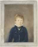 LACHLAN MACQUARIE JUNIOR AS A SMALL BOY