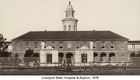 Liverpool Asylum