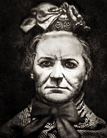 Amelia Dyer. who disposed of so many infants in the Thames.
