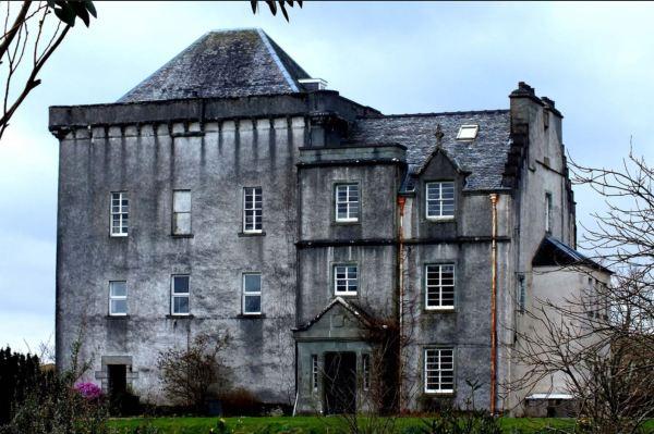 Craignish Castle, where Lachlan Macquarie Jnr died
