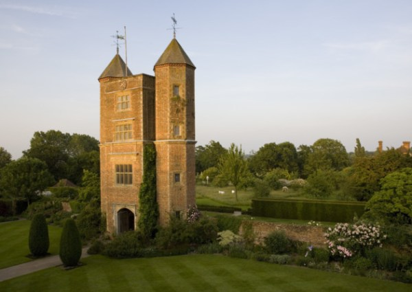 Sissinghurst Castle.