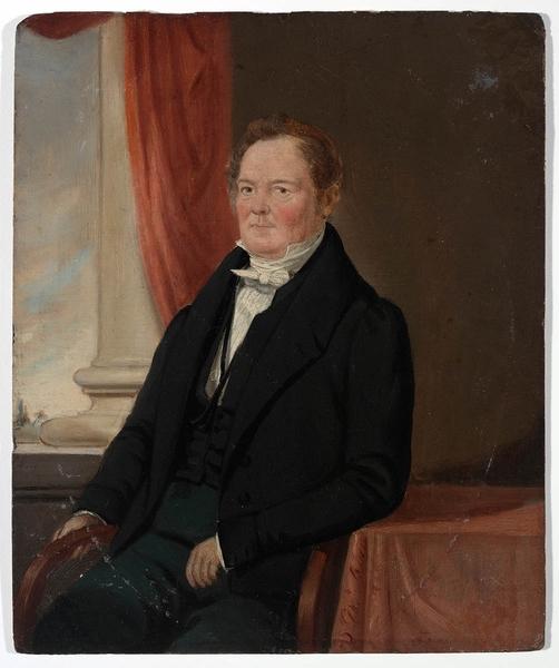 G.W. 'Surveyor' Evans