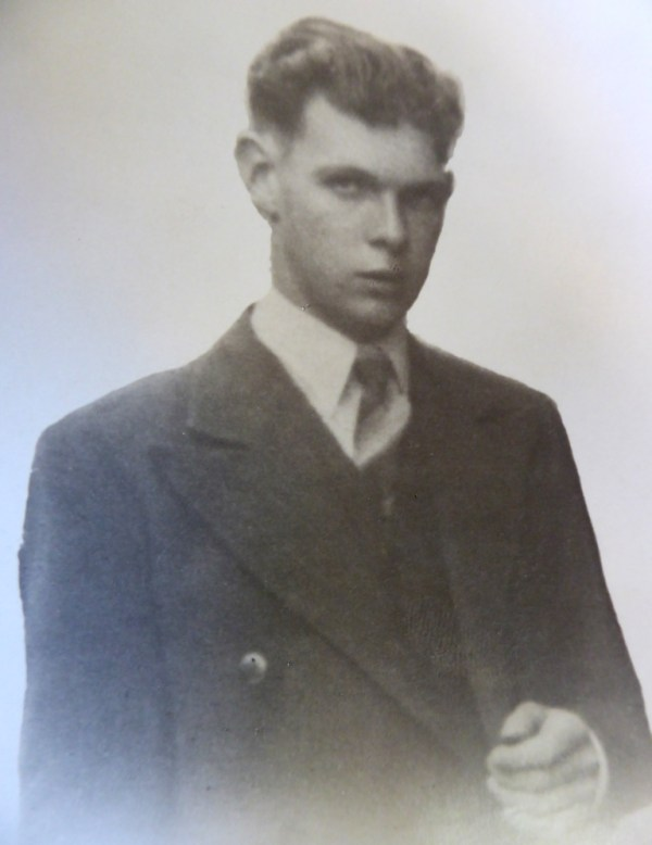 Laurie, aged 19