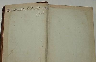Henrietta Arabella Meredith, 1795