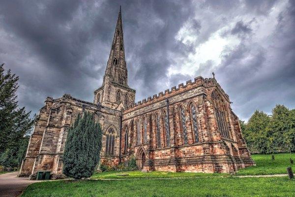 St Oswald'sChurchAshbourne