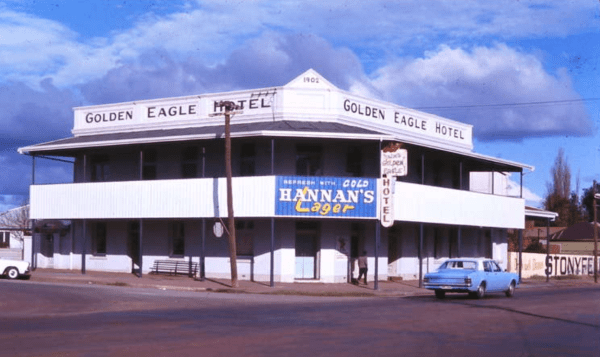 The Golden Eagle Hotel
